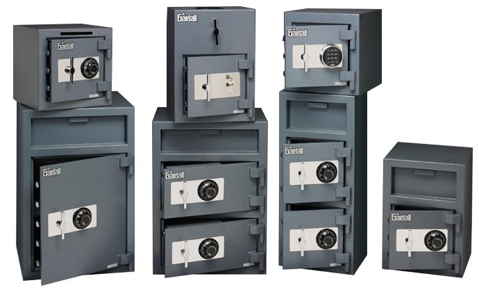 Gardall Light Commercial Depository Safes